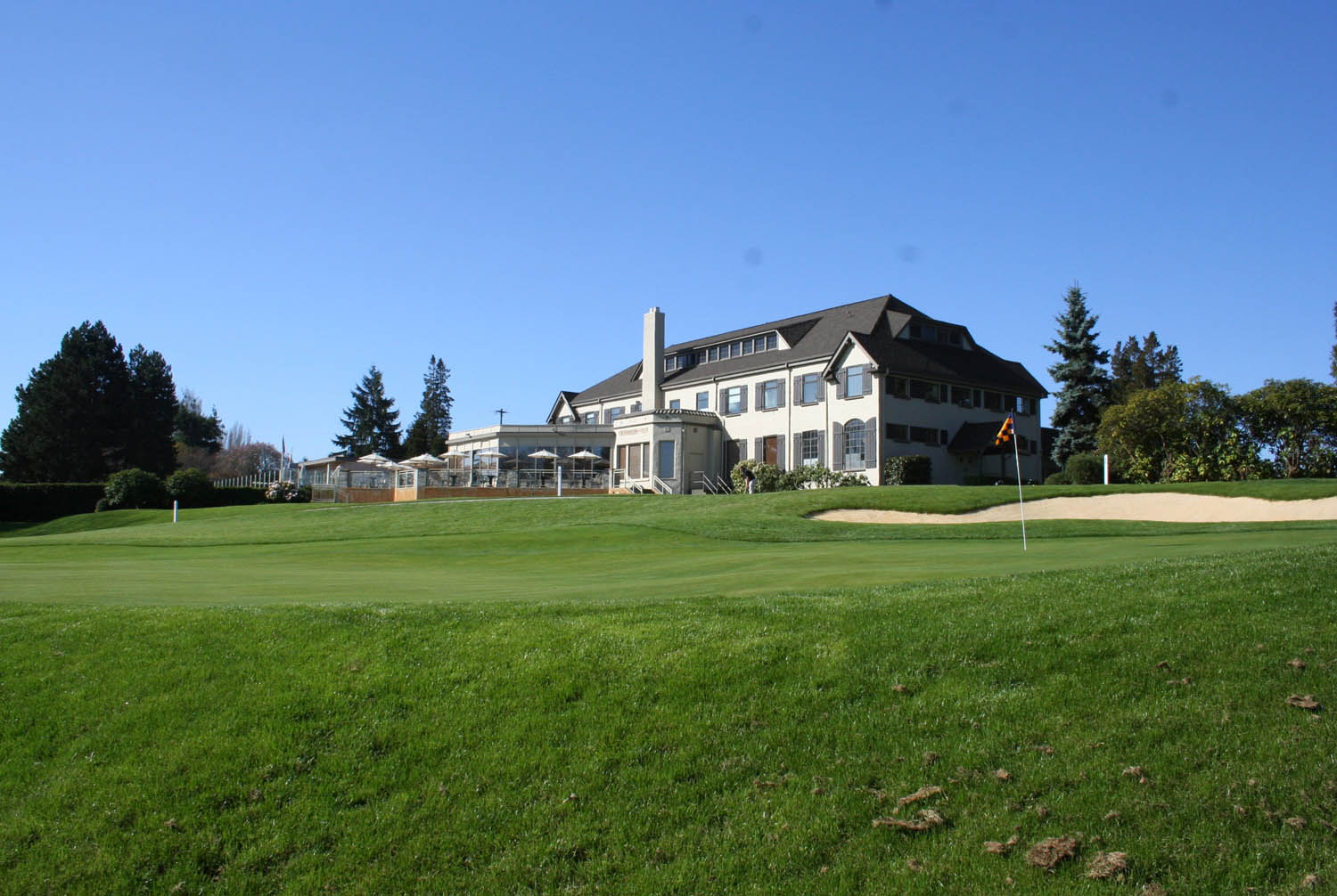 rainier golf club