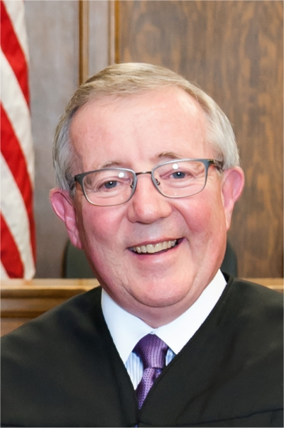 Judge Richard F. McDermott -- click for larger version of photo