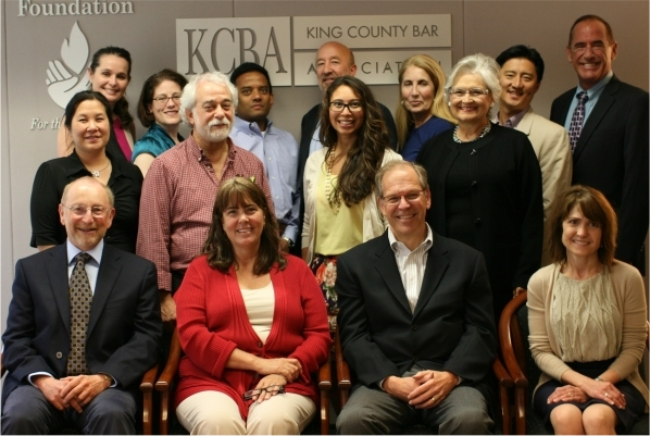 King County Bar Association Board 2013-2014