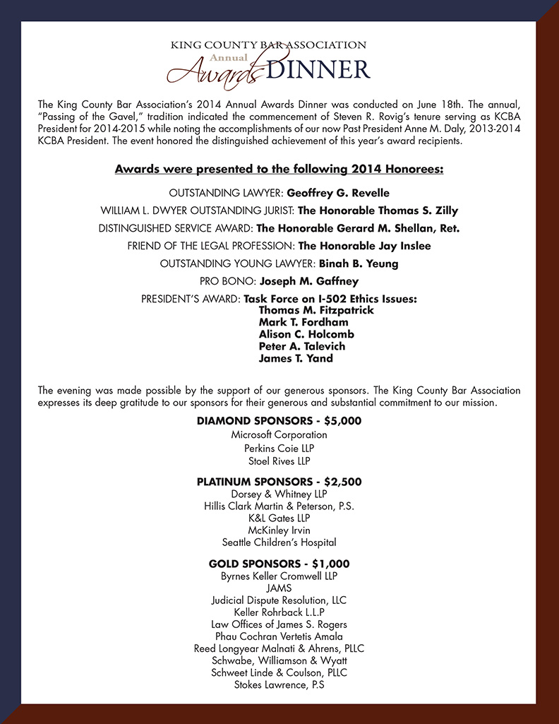 Pin Awards Banquet Program Template on Pinterest