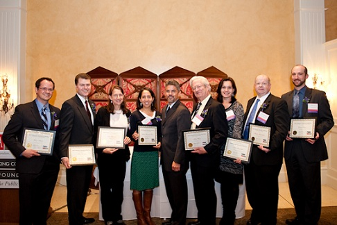 2012 Recognition Event Award Winners